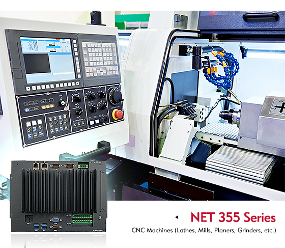 Take Control of Automation with the All-in-One NET 355 Motion Control System
