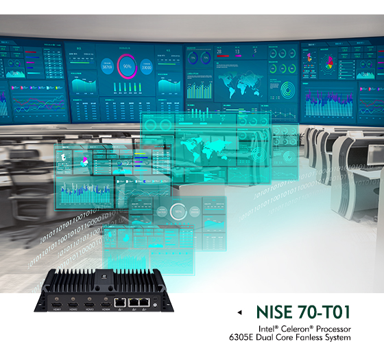 NISE 70 Ignites Smarter Manufacturing: Real-time Statistics Leads to Better Decisions