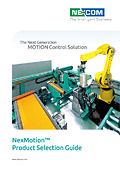 NexMotion Product Selection Guide