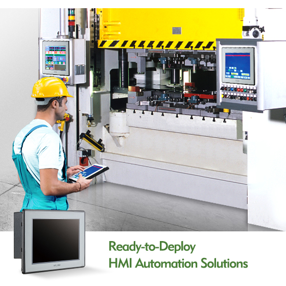NEXCOM Partners with Indusoft to Deliver Ready-to-Deploy HMI Automation Solutions